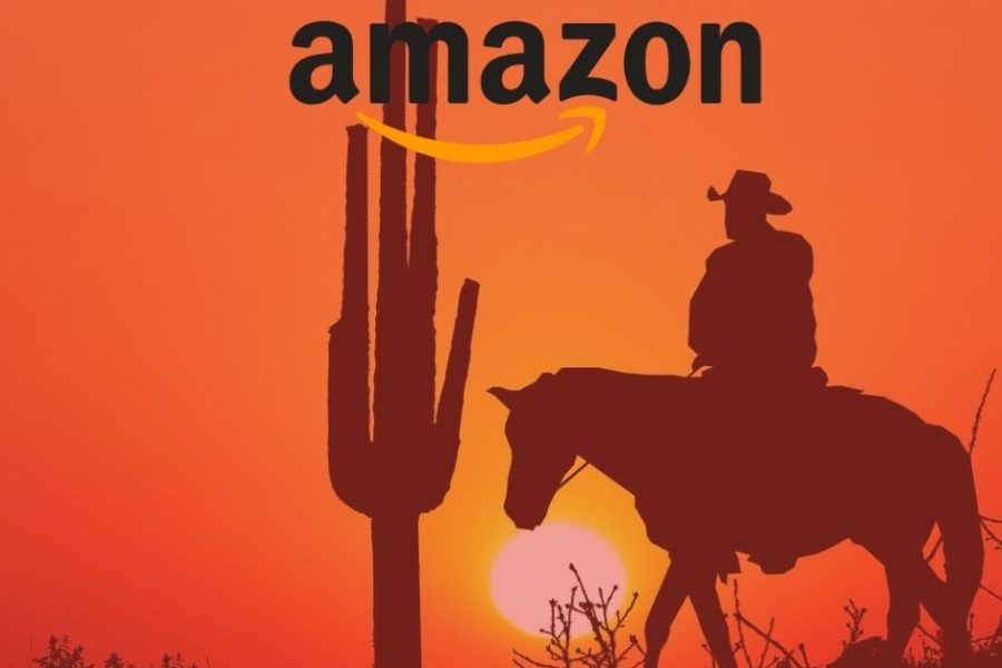 Amazon far west du e-commerce?